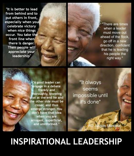 MANDELA INSPIRATION