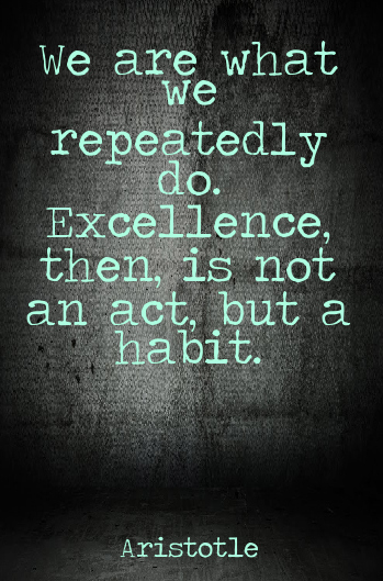 Excellence quote